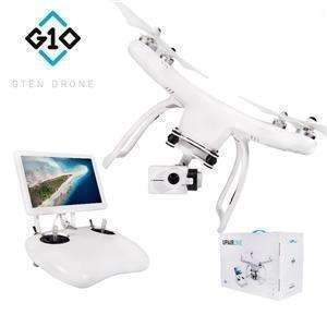 G10  5.8G FPV 2.7K HD Camera With 2-Axis Gimbal RC Quadcopter - GLOBAL DRONE MARKET