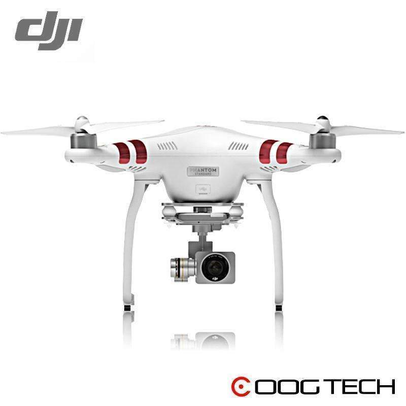DJI Phantom 3 Standard Drone with 2.7K HD Gimbal Camera - GLOBAL DRONE MARKET