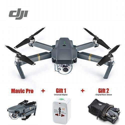 DJI Mavic Pro Camera Drone - GLOBAL DRONE MARKET