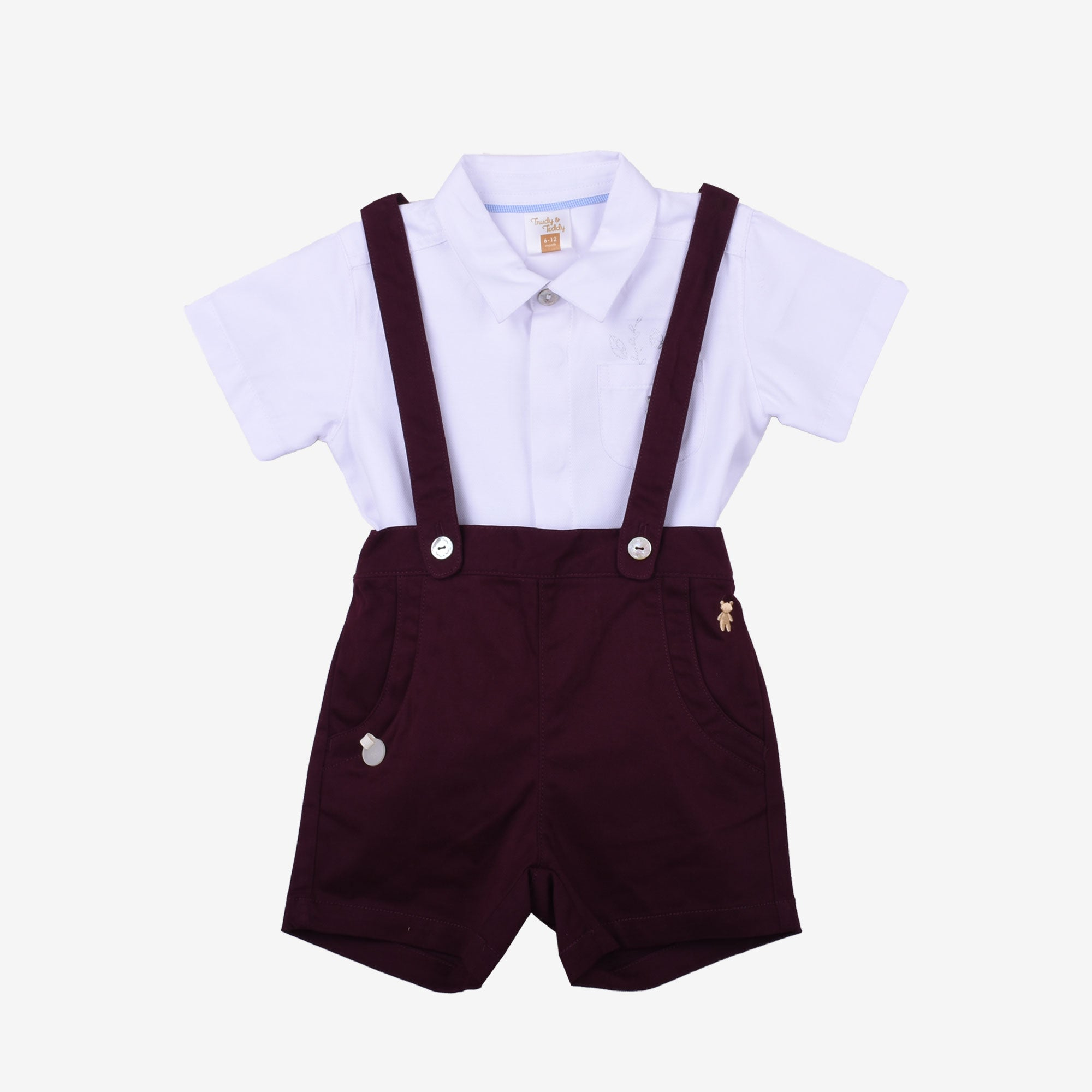 Boy Overall