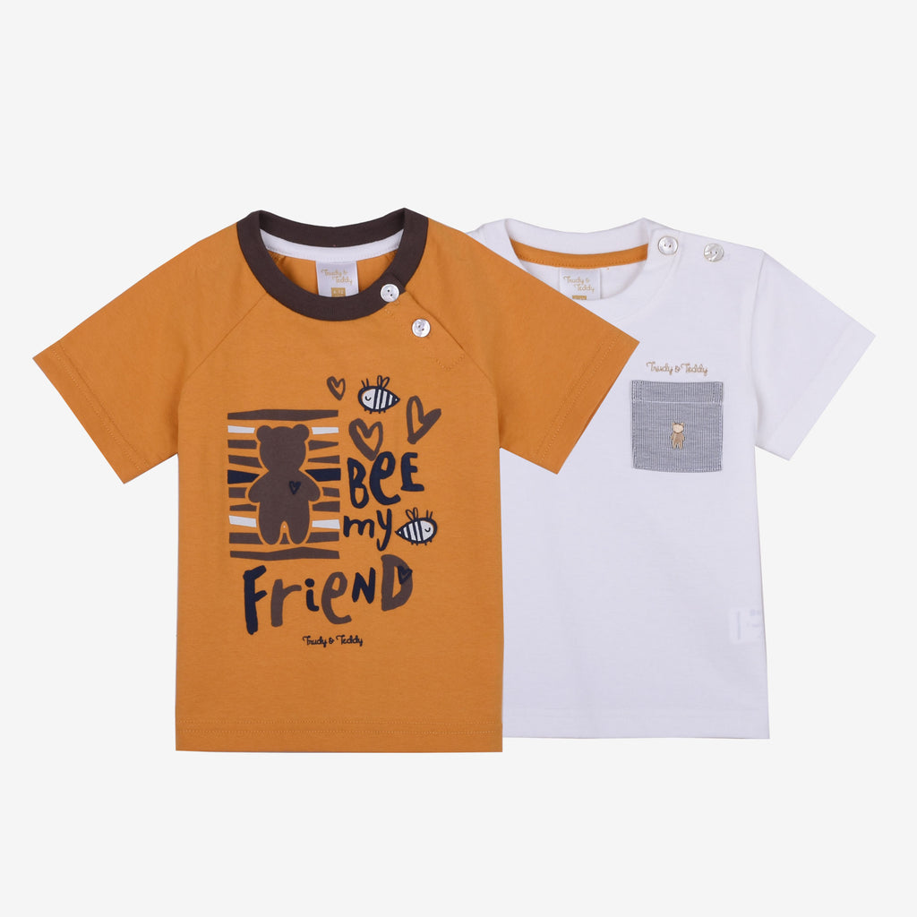 Short Sleeve Tee - 2pcs