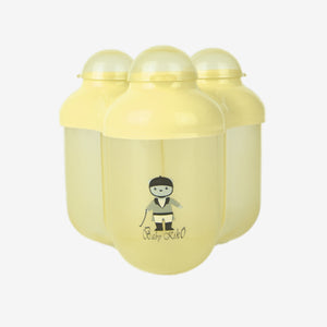 Feeding Milk Powder Dispenser - Yellow 3604-012-Y4