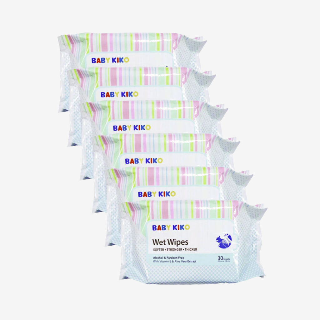 3700-003 Wet Tissue Handy Pack - 30 pcs x 6 packs