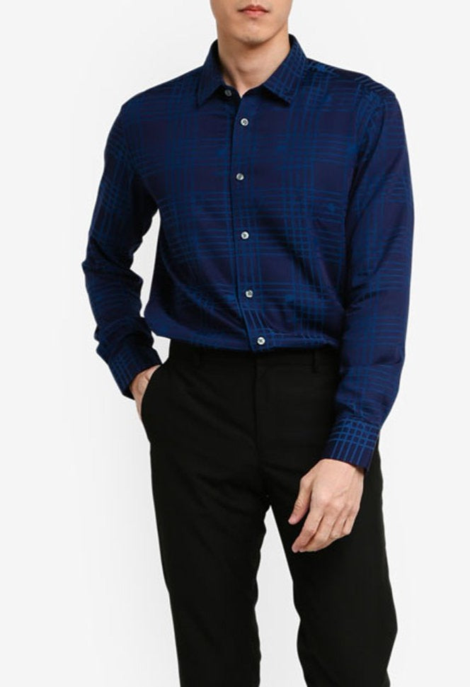 Gracell Business Long Sleeve - Regular Fit