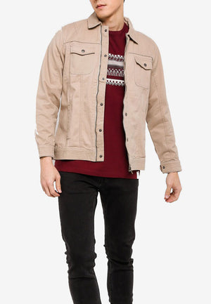 Casual Jacket - Modern Fit