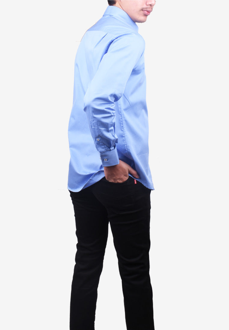 Business Long Sleeve Shirt- Regular Fit