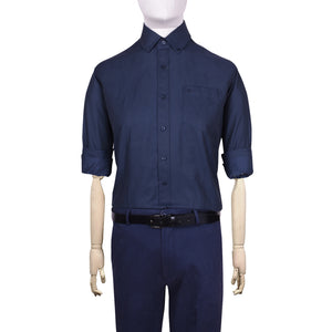 John Master Jacquard Shirt Regular Fit 7180101-L9