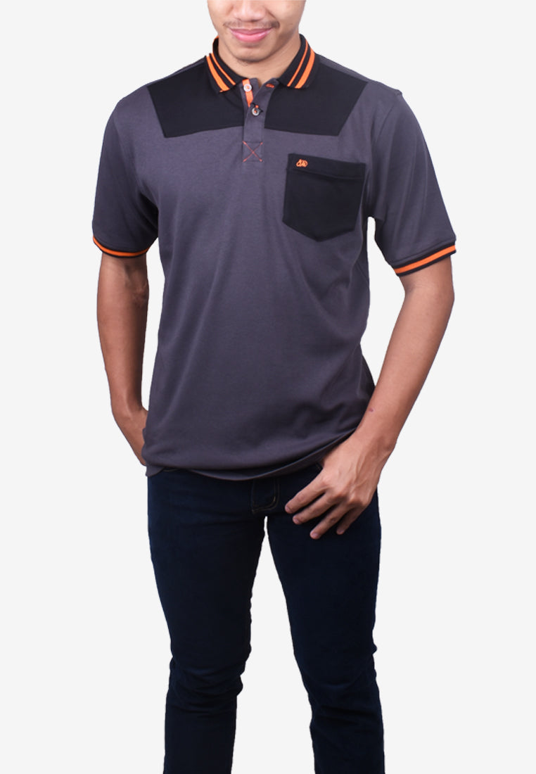 Casual Short Sleeve Polo - Regular Fit