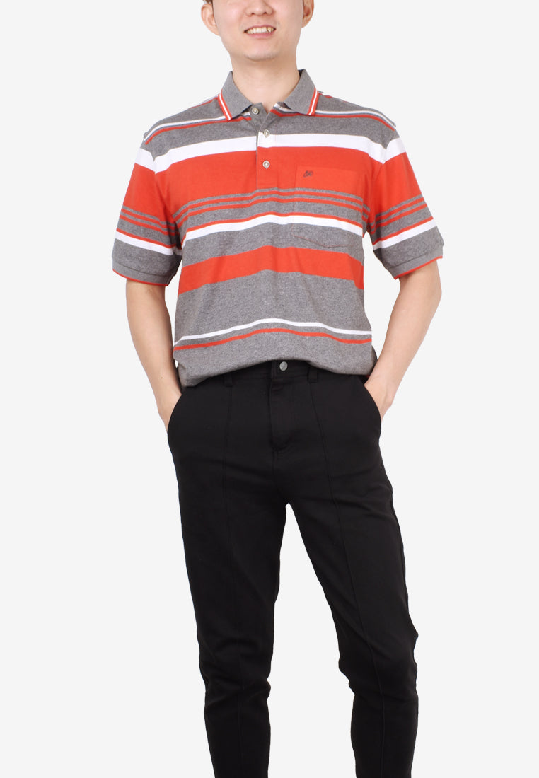 John Master Casual Polo Regular Fit 8068019-G5