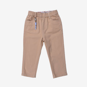 Basic Khaki Long Pants - Skinny