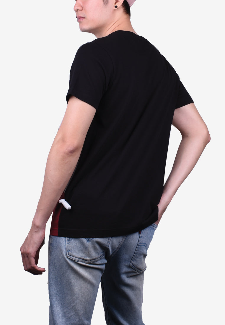 Casual Short Sleeve Tee - Modern Fit