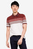 John Henry Men Polo Shirt - RED KS19SS13C-SC