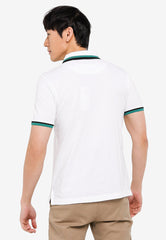 John Henry Men Polo Shirt - WHITE KS19SS14C-SC