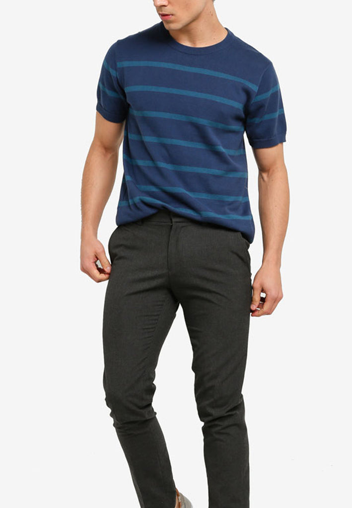 Casual Tee - Modern Fit