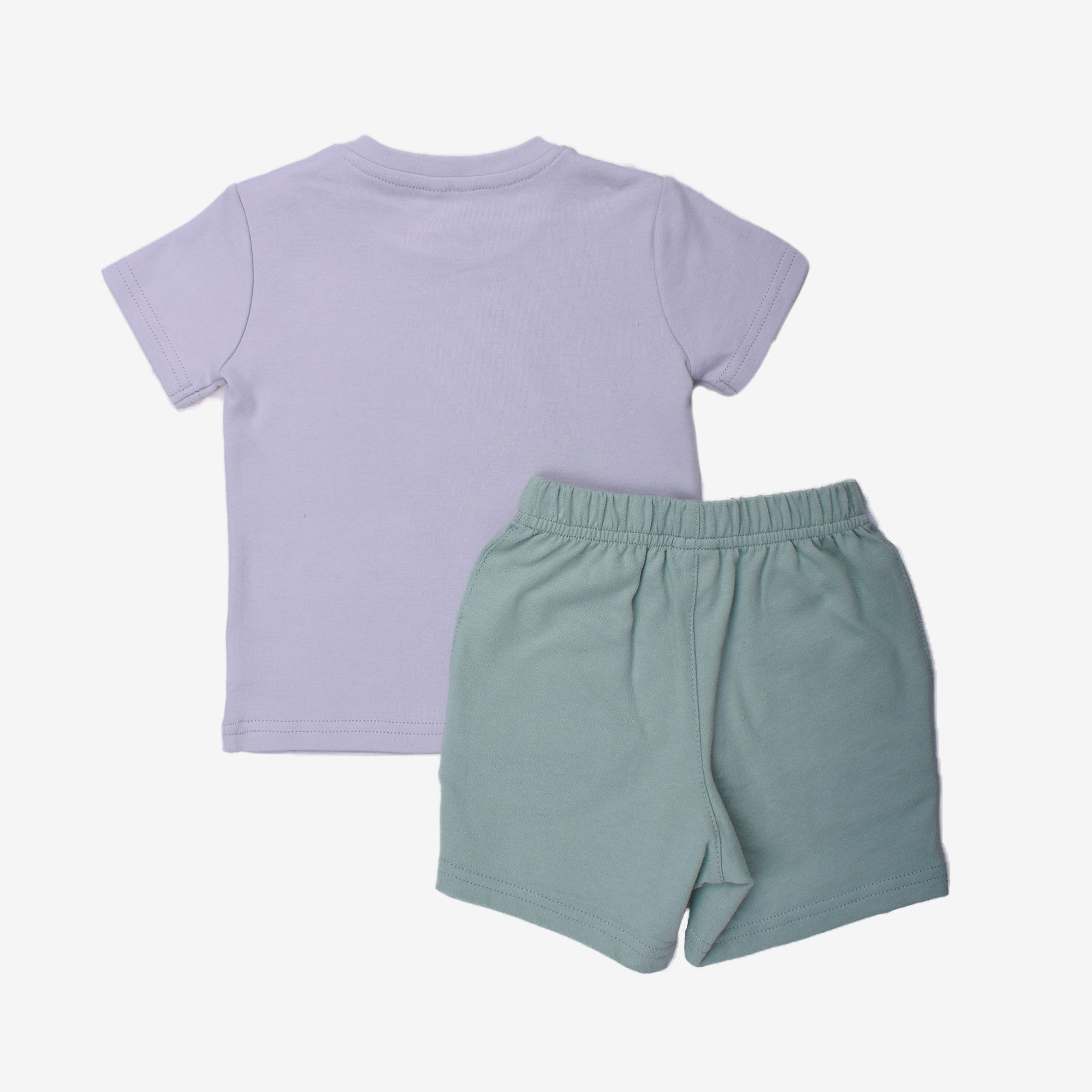 Little Bold Alex Short Sleeve Bermuda Set