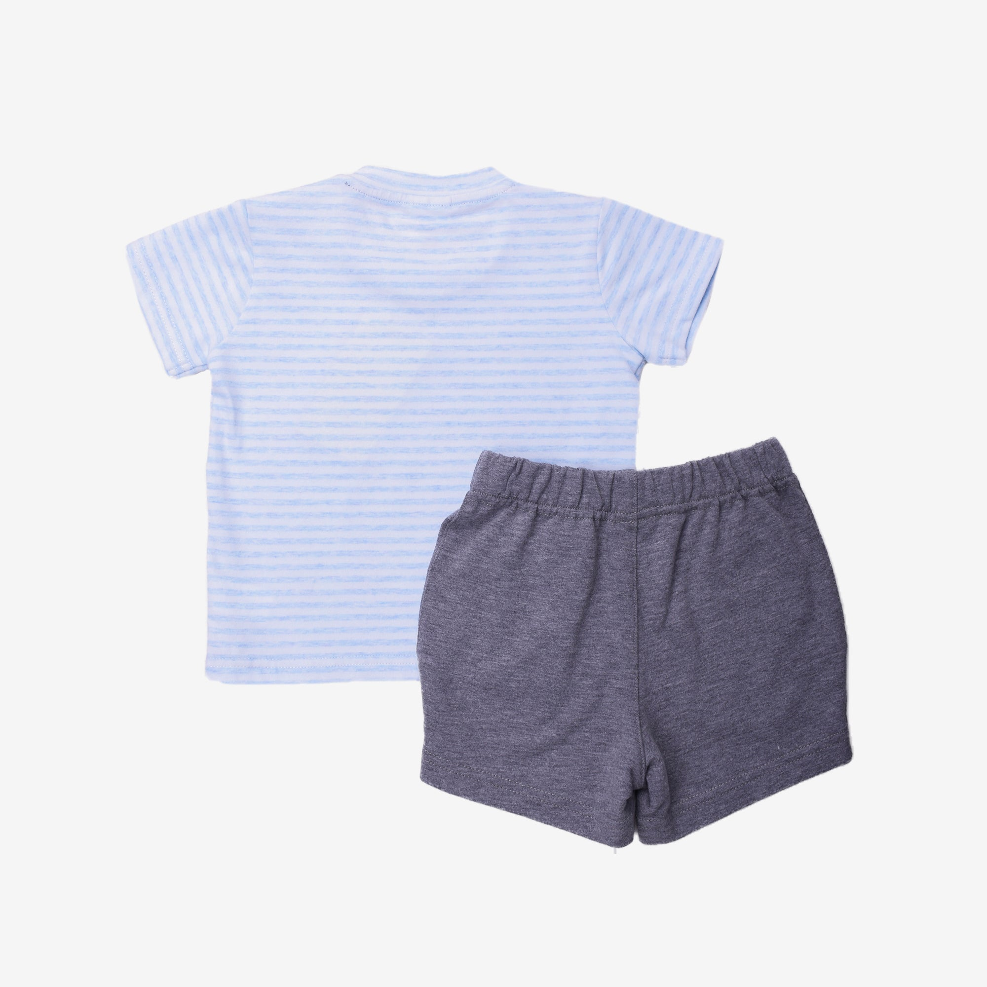 Summer Play-day Short Sleeve Bermuda Set