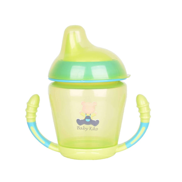 Baby KIKO 2 Handle Angler Cup with Soft Spout 3603-001 : Buy Baby KIKO online at CMG.MY