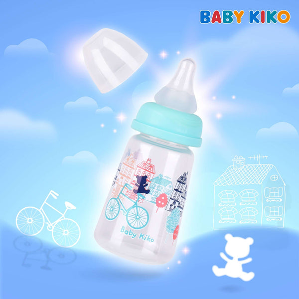 Baby KIKO 4oz Standard Neck Bottle 3500-022 : Buy Baby KIKO online at CMG.MY