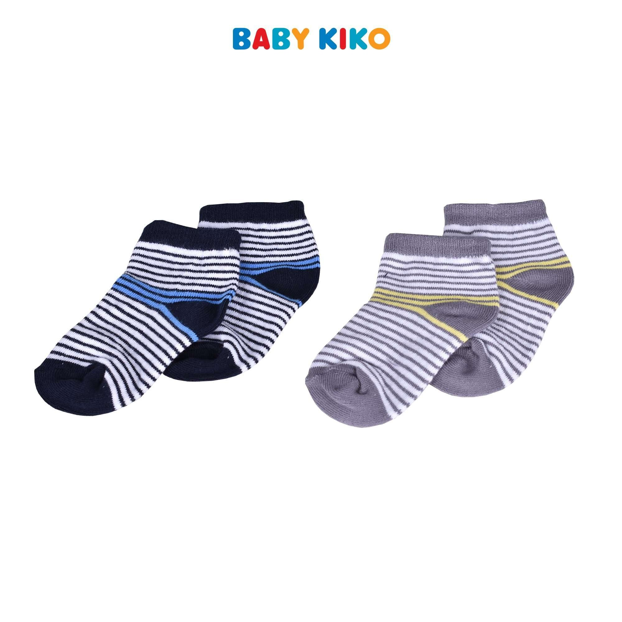 Baby KIKO Baby Boy Ankle Height Socks 320138-753 : Buy Baby KIKO online at CMG.MY