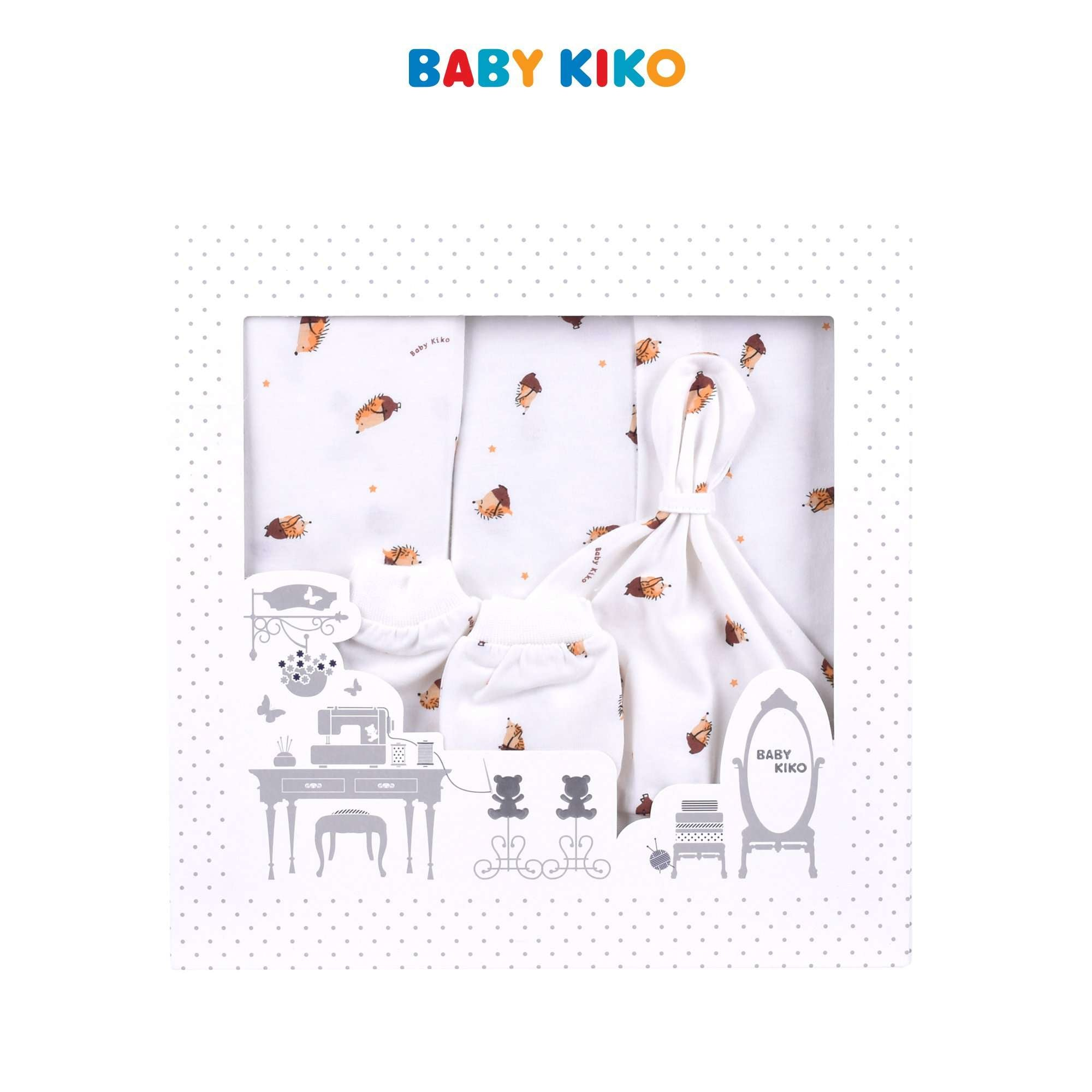 Baby KIKO New Born Baby Boy Gift Set 320145-601 : Buy Baby KIKO online at CMG.MY