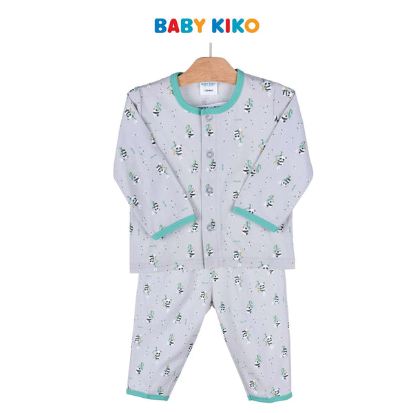 Baby KIKO Baby Boy Long Sleeve Long Pants Suit 320118-431 : Buy Baby KIKO online at CMG.MY