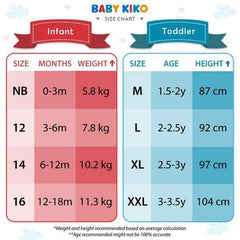 Baby KIKO Baby Boy Long Sleeve Long Romper 310166-361 : Buy Baby KIKO online at CMG.MY