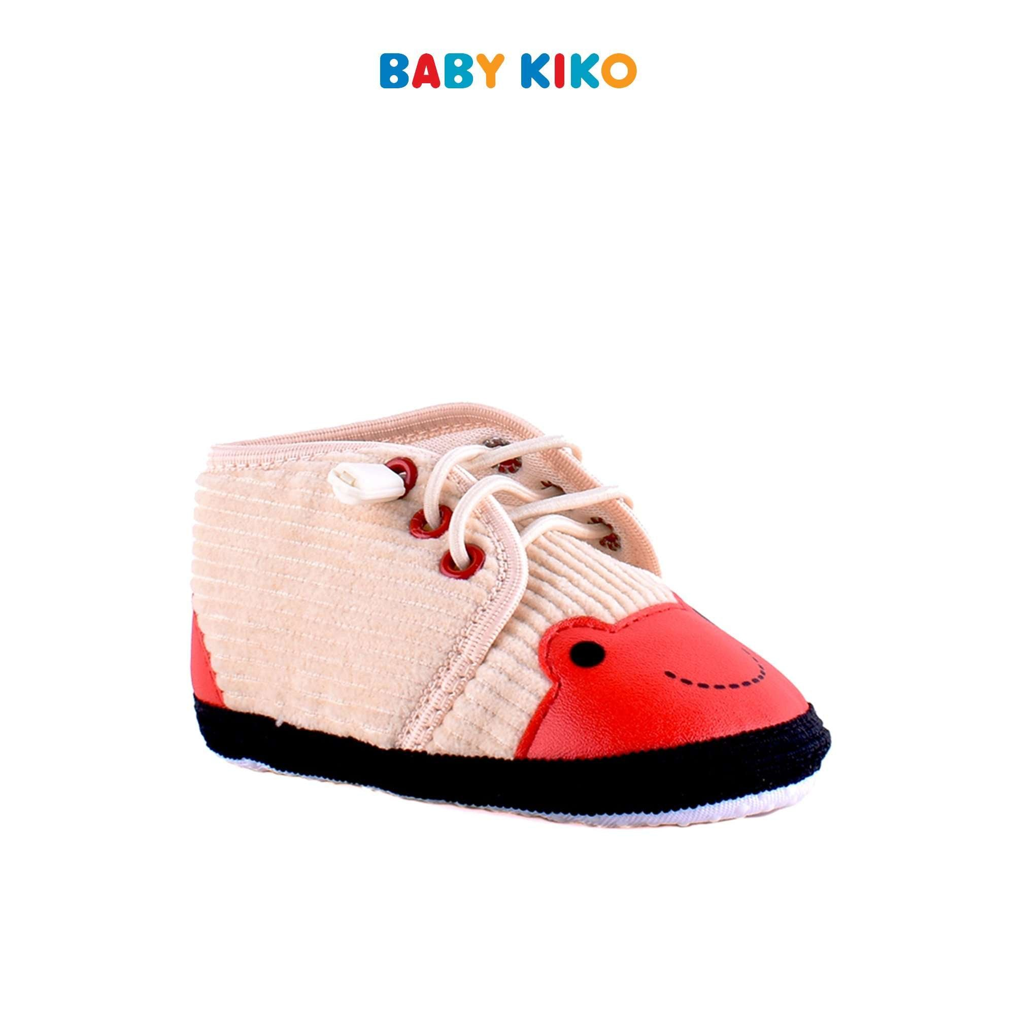 Baby KIKO Baby Boy Textile Shoes - Beige B921106-5082-W9 : Buy Baby KIKO online at CMG.MY