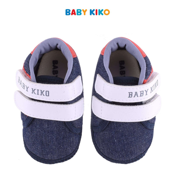Baby KIKO Baby Boy Textile Shoes - Blue B921106-5083-L5 : Buy Baby KIKO online at CMG.MY