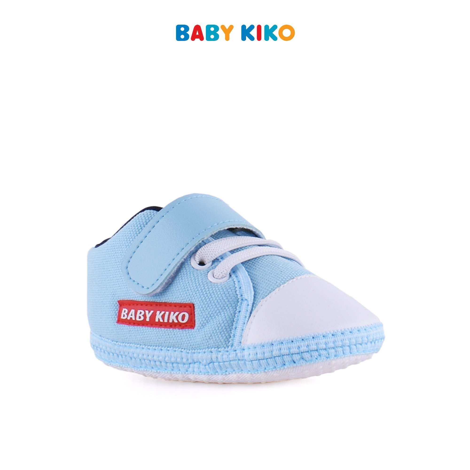 Baby KIKO Baby Boy Textile Shoes - Blue B921106-5085-L5 : Buy Baby KIKO online at CMG.MY