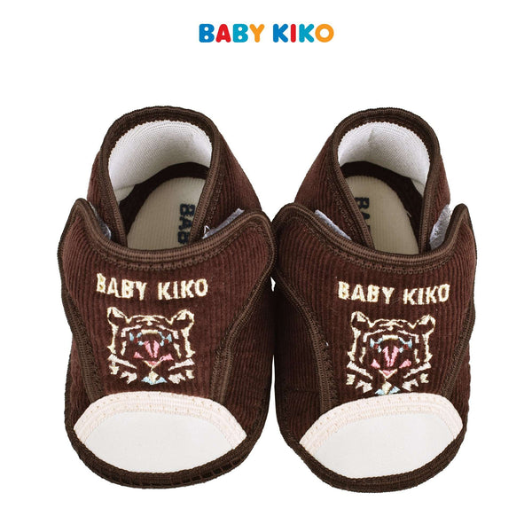 Baby KIKO Baby Boy Textiles Shoes- Brown 310120-506 : Buy Baby KIKO online at CMG.MY