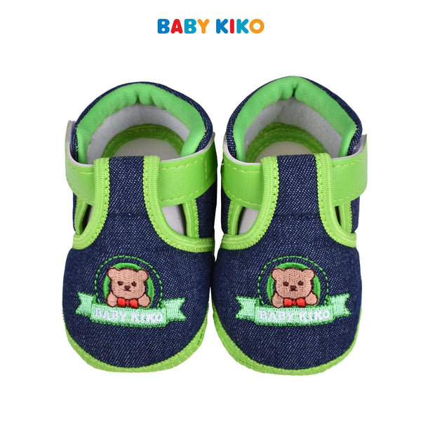 Baby KIKO Baby Boy Textiles Shoes-Navy 310167-501 : Buy Baby KIKO online at CMG.MY