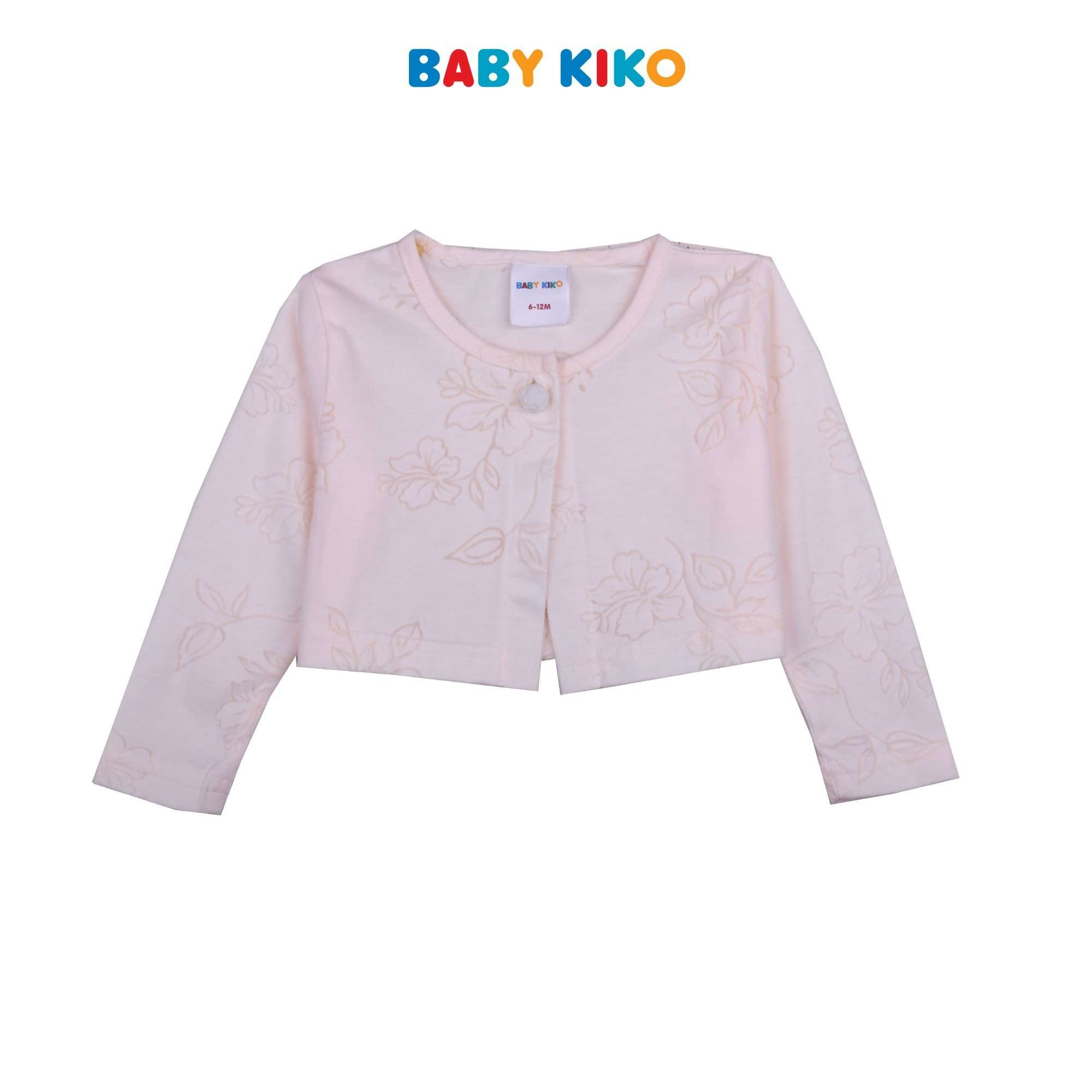 BABY KIKO BABY GIRL BASIC KNIT DRESS - LIGHT PINK B924103-3314-P1 : Buy Baby KIKO online at CMG.MY