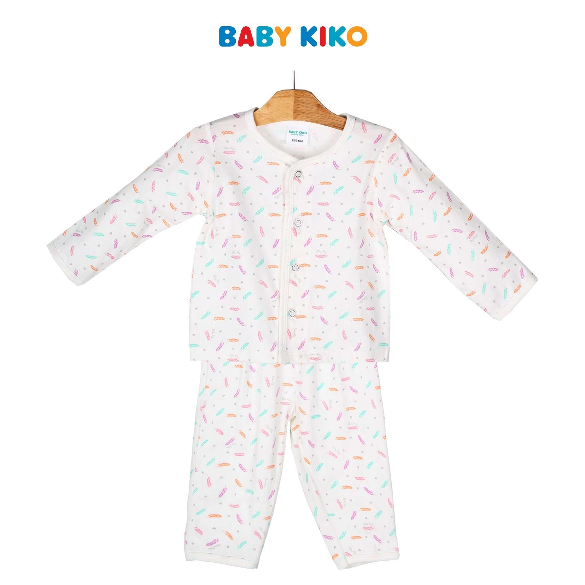 Baby KIKO Baby Girl Long Sleeve Long Pants Suit 320154-431 : Buy Baby KIKO online at CMG.MY