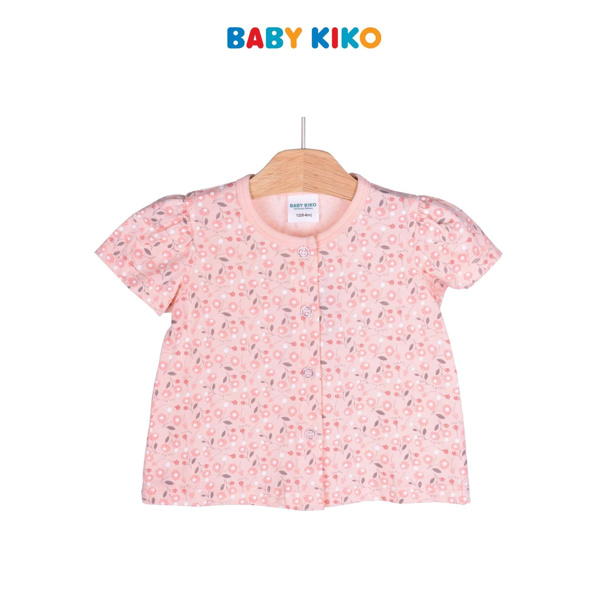 Baby KIKO Baby Girl Short Sleeve Long Pants Suit 320142-421 : Buy Baby KIKO online at CMG.MY