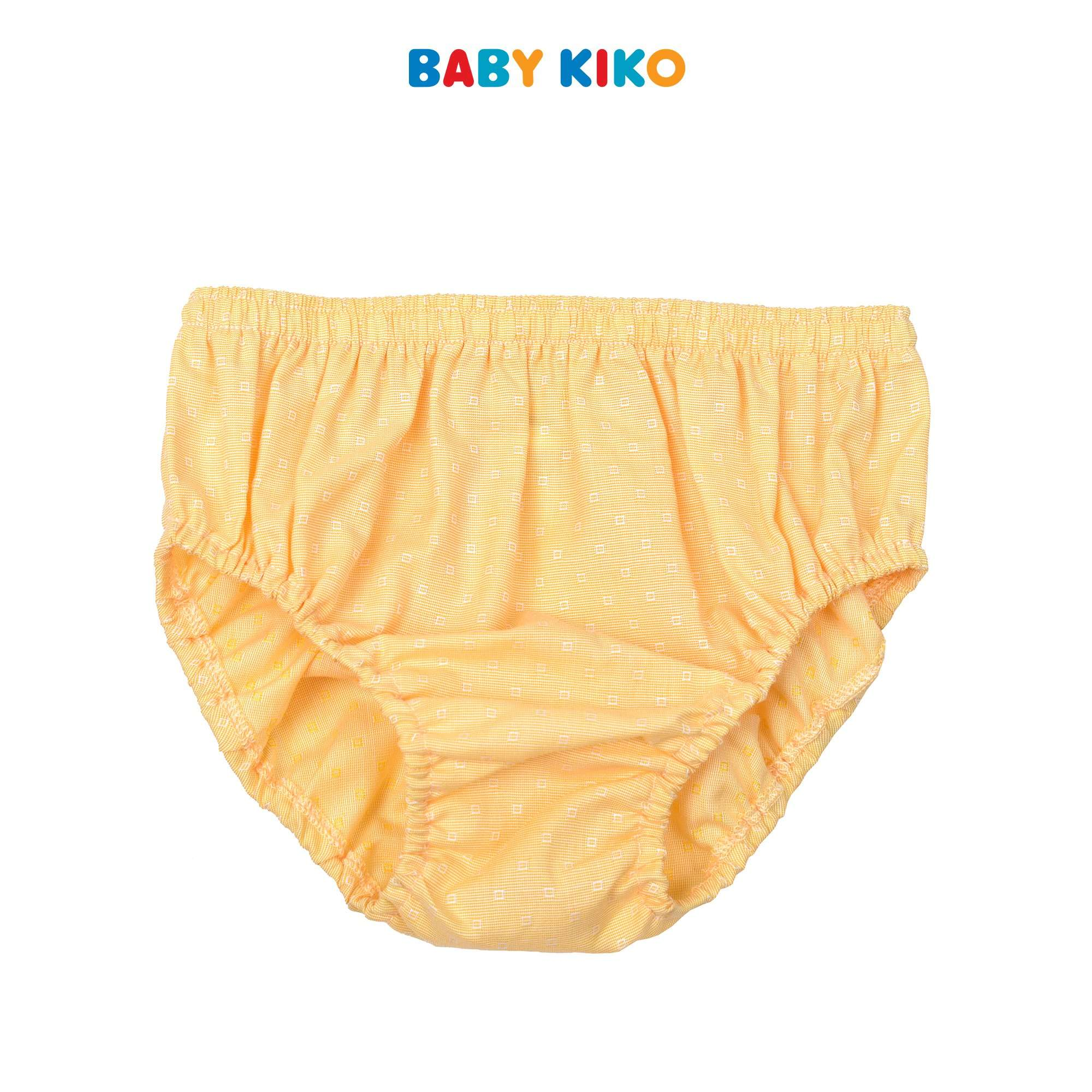 Baby KIKO Baby Girl Sleeveless Dress- Yellow 310207-313 : Buy Baby KIKO online at CMG.MY