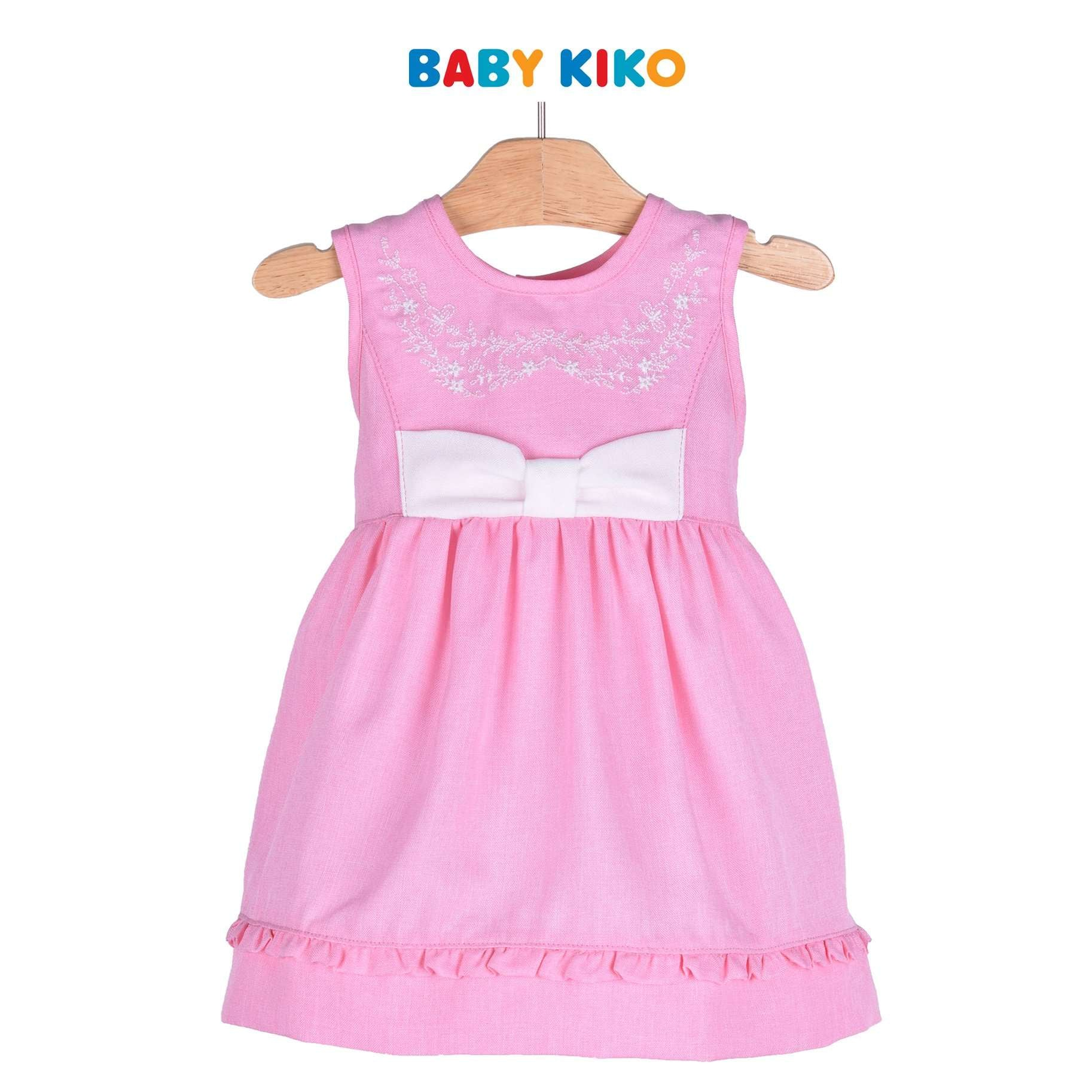 Baby KIKO Baby Girl Sleeveless Dress 310105-311 : Buy Baby KIKO online at CMG.MY