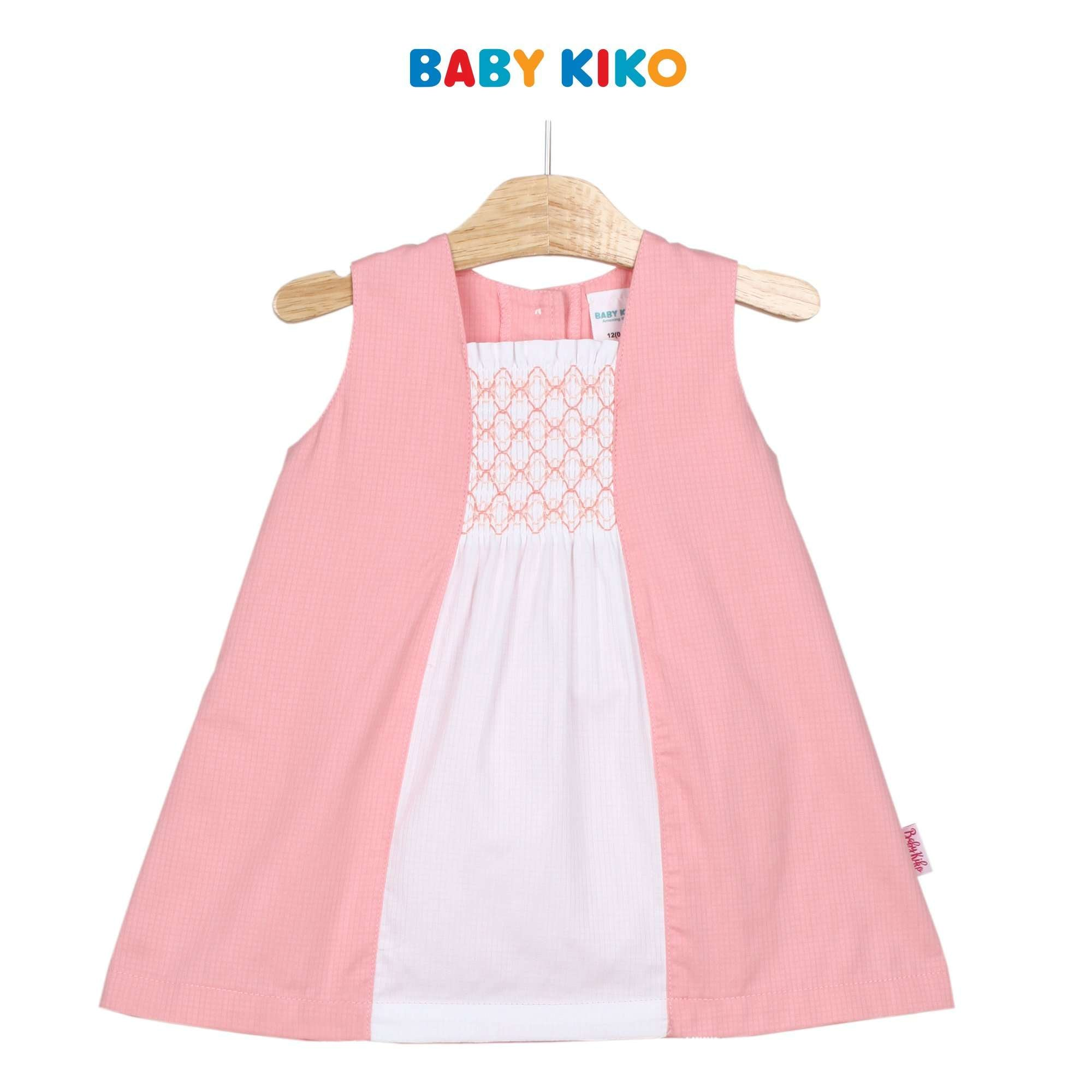 Baby KIKO Baby Girl Sleeveless Dress 310194-311 : Buy Baby KIKO online at CMG.MY