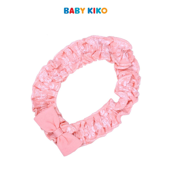 Baby KIKO Baby Girl Soft Hairband-Floral Pink 310177-721 : Buy Baby KIKO online at CMG.MY