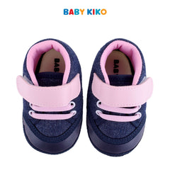 Baby KIKO Baby Girl Textile Shoes - Blue B924106-5096-L5 : Buy Baby KIKO online at CMG.MY