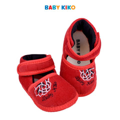 Baby KIKO Baby Girl Textiles Shoes- Red 310120-501 : Buy Baby KIKO online at CMG.MY