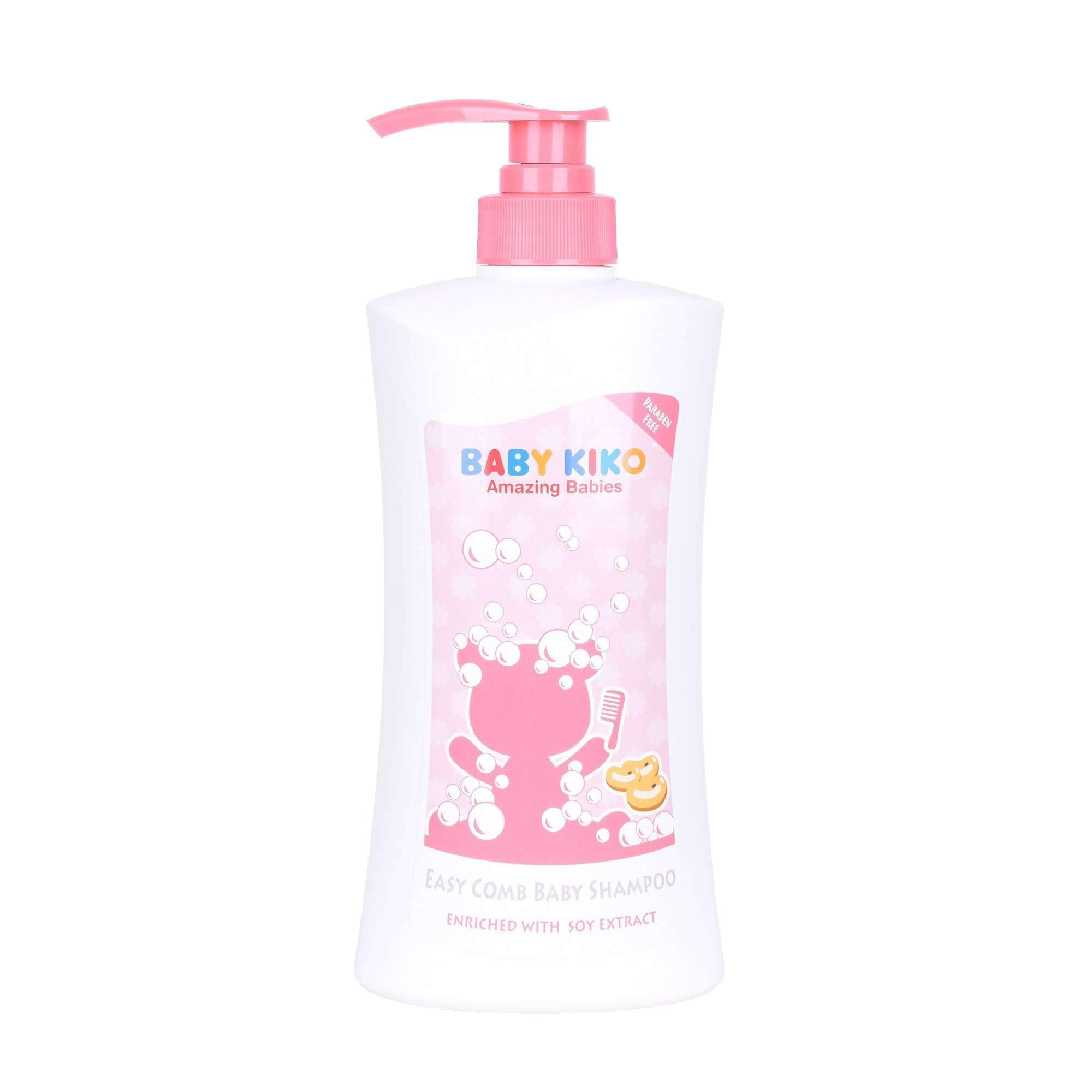 Baby KIKO Easy Comb Shampoo with Soy Extract - 750ml 3650-001 : Buy Baby KIKO online at CMG.MY