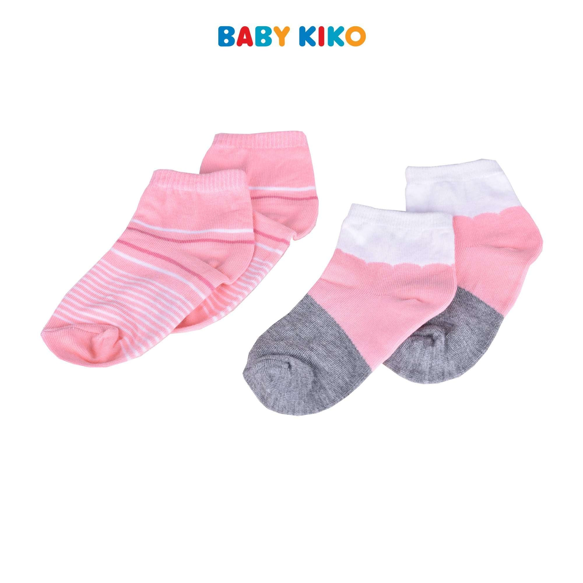 Baby KIKO Toddler Girl Ankle Height Socks 325146-754 : Buy Baby KIKO online at CMG.MY