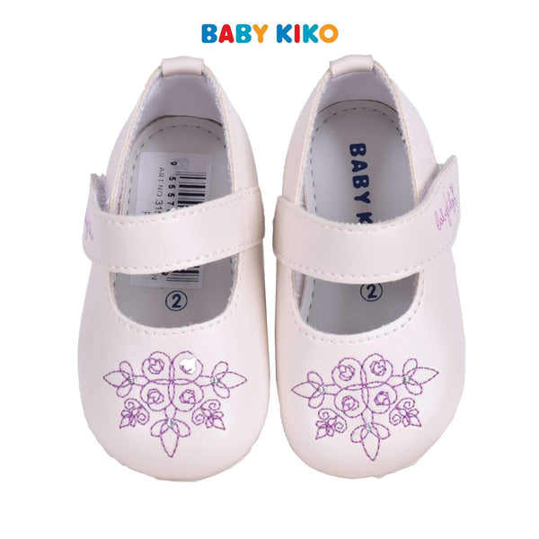 Baby KIKO Toddler Girl PVC Shoes - Beige 315129-523 : Buy Baby KIKO online at CMG.MY