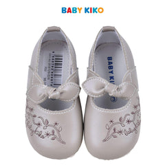 Baby KIKO Toddler Girl PVC Shoes - Khaki 315129-526 : Buy Baby KIKO online at CMG.MY