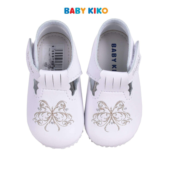 Baby KIKO Toddler Girl PVC Shoes - White 315129-524 : Buy Baby KIKO online at CMG.MY