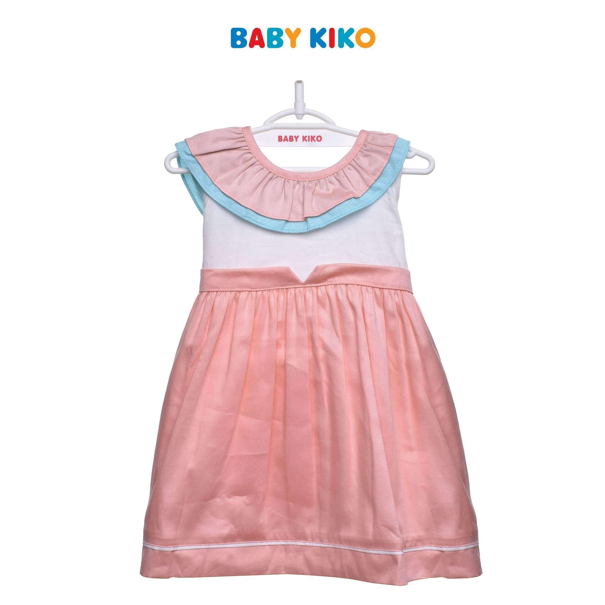 Baby KIKO Baby Girl Sleeveless Dress 310081-311 : Buy Baby KIKO online at CMG.MY