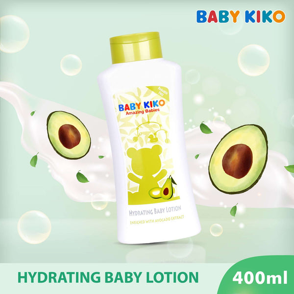 Baby KIKO Hydrating Baby Lotion Enriched With Avocado Extract - 400ml 3653-001 : Buy Baby KIKO online at CMG.MY