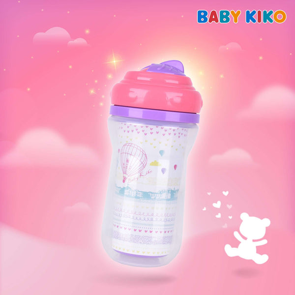 Baby KIKO Insulated Cup with Straw 3603-007-E5 : Buy Baby KIKO online at CMG.MY
