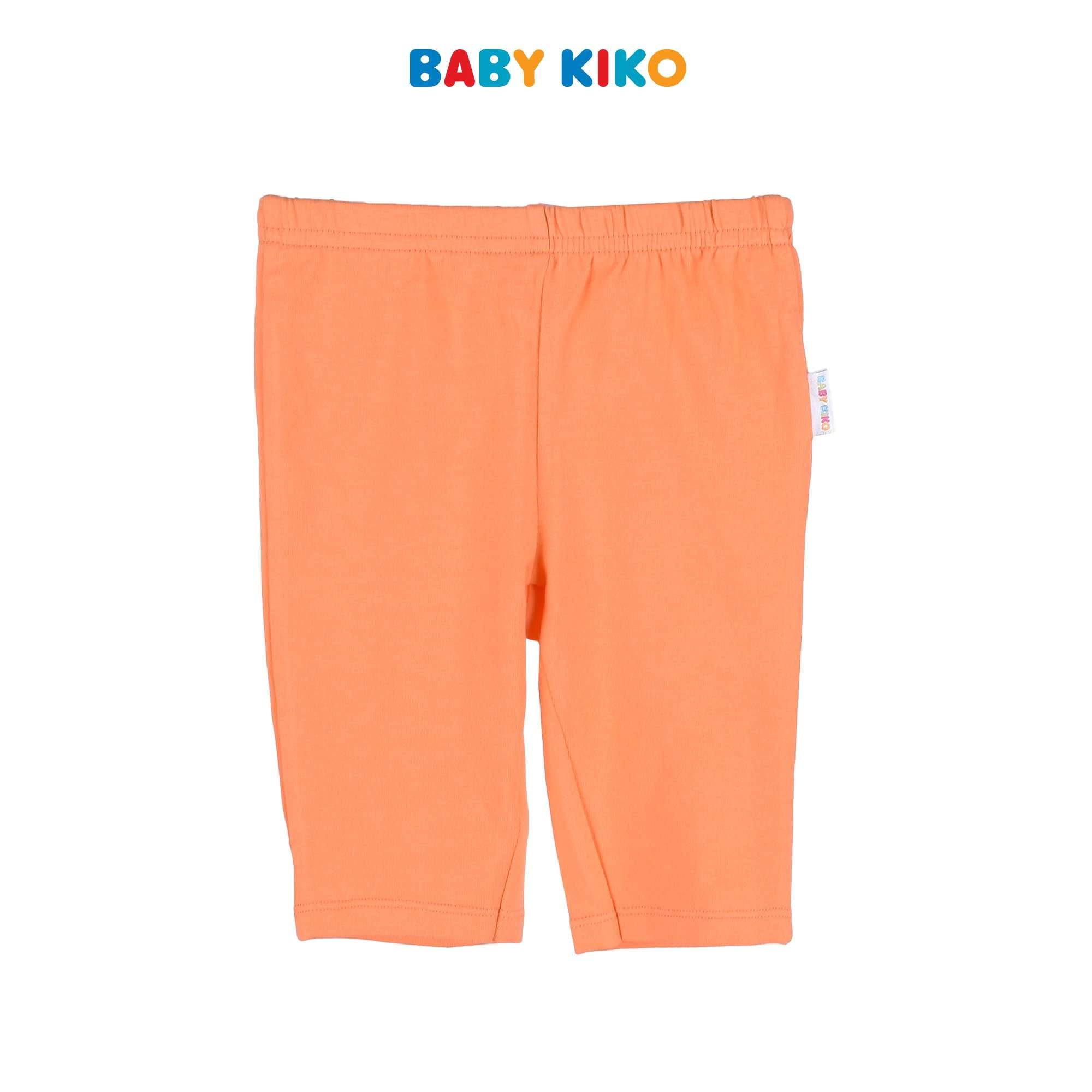 Baby KIKO Toddler Girl Short Sleeve Bermuda Red / Melange Knit 325168-412 : Buy Baby KIKO online at CMG.MY