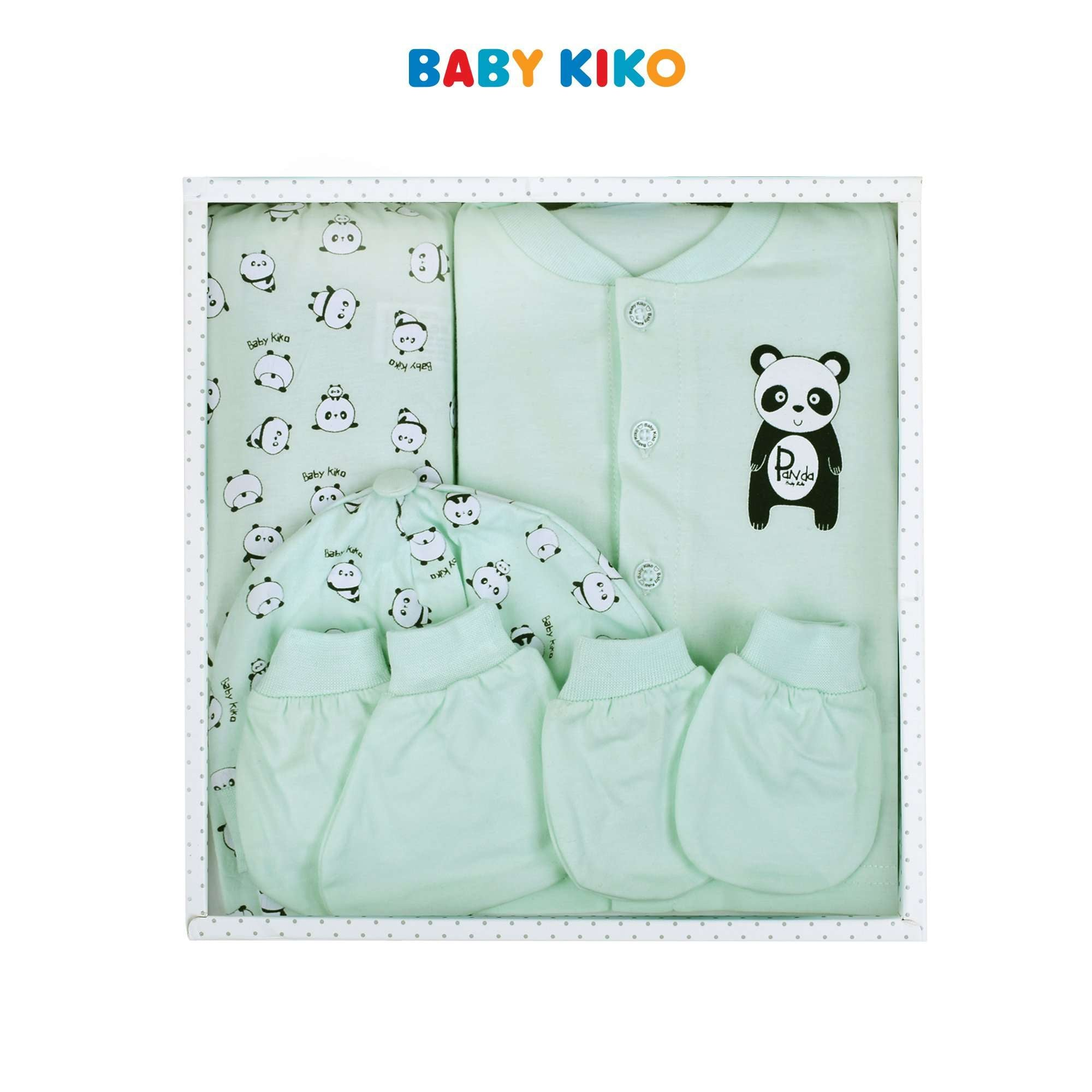 Baby KIKO Newborn Gift Set - Light Green 320180-601 : Buy Baby KIKO online at CMG.MY